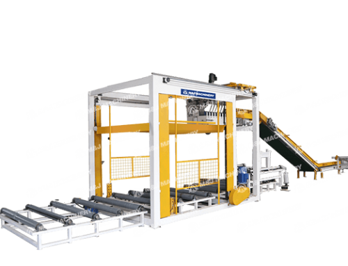 High level palletizer(MZDP)